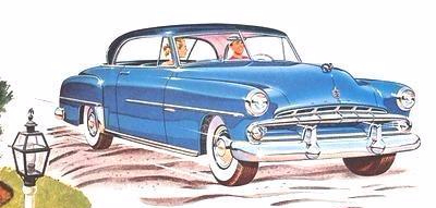 1951_Dodge_Coronet_Diplomat_Hardtop_Coupe