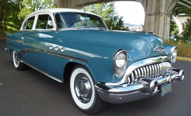 53 Buick Special