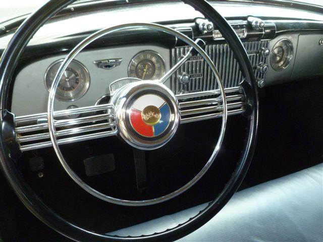 Buick dash