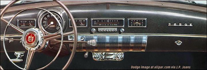 Dodge dash